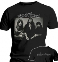 T-SHIRT MOTÖRHEAD UNDER CÖVER