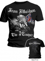 T-SHIRT IRON MAIDEN SKETCHED TROOPER