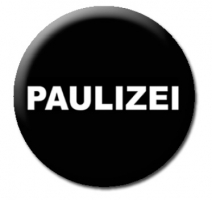 BUTTON PAULIZEI schwarz