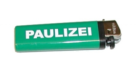 LIGHTER PAULIZEI green