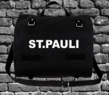BAG ST.PAULI BIG COTTON black