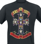 T-SHIRT GUNS N' ROSES APPETITE FOR DESTRUCTION