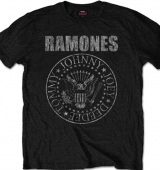 T-SHIRT RAMONES DISTRESS