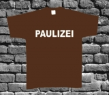 T-SHIRT PAULIZEI braun