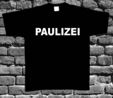 T-SHIRT PAULIZEI black